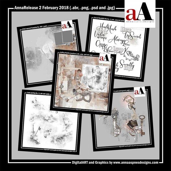 aA DigitalART Store Updates 02-02