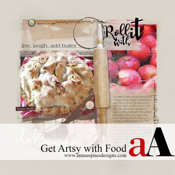 Get Artsy with Food