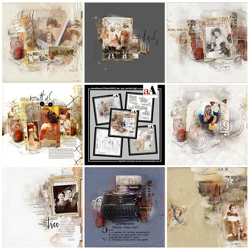 Digital Designs Inspiration Archive