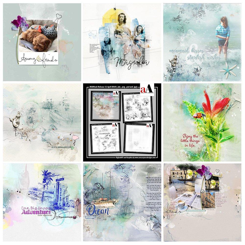 Digital Designs Inspiration 04-16