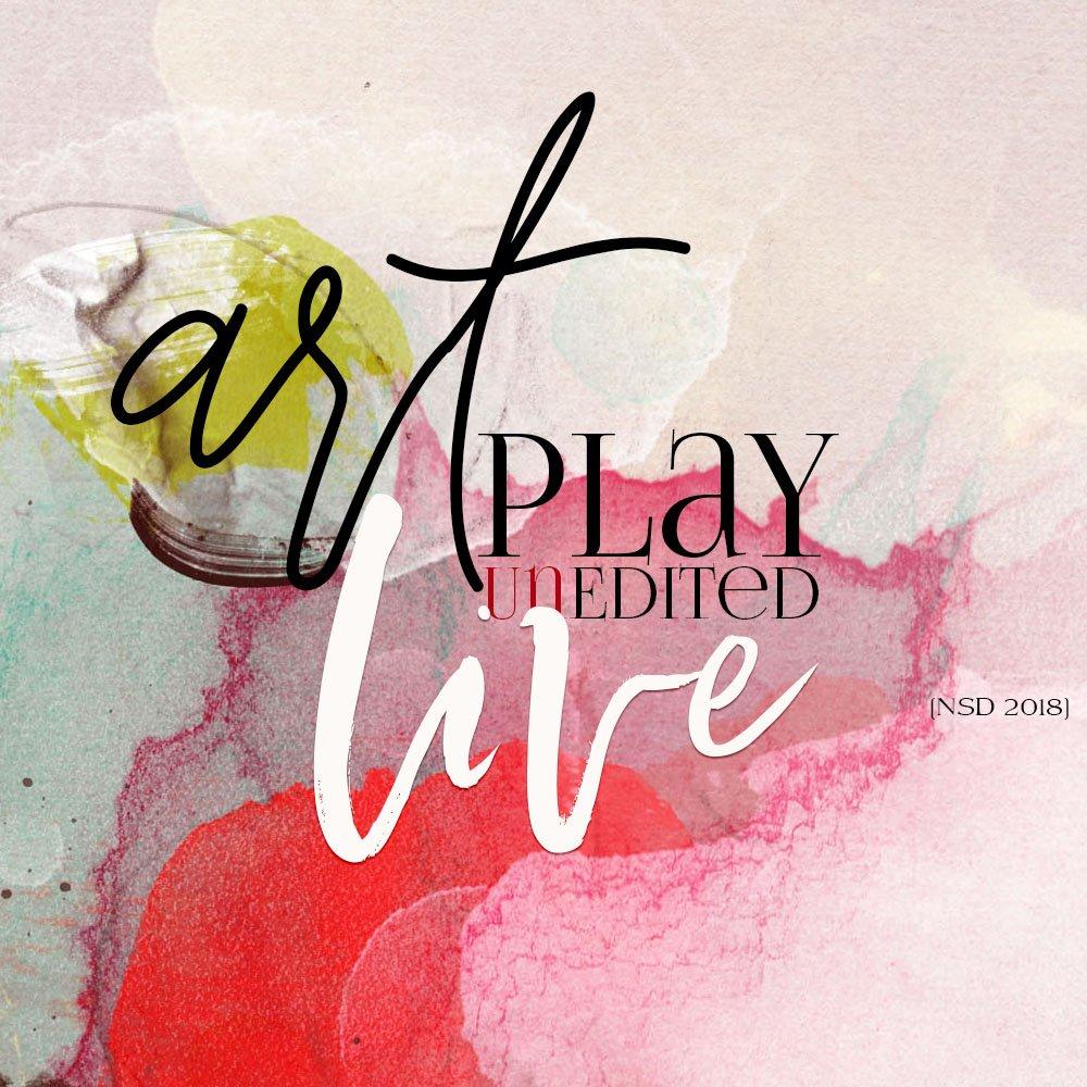 ArtPlay Unedited LIVE NSD 2018
