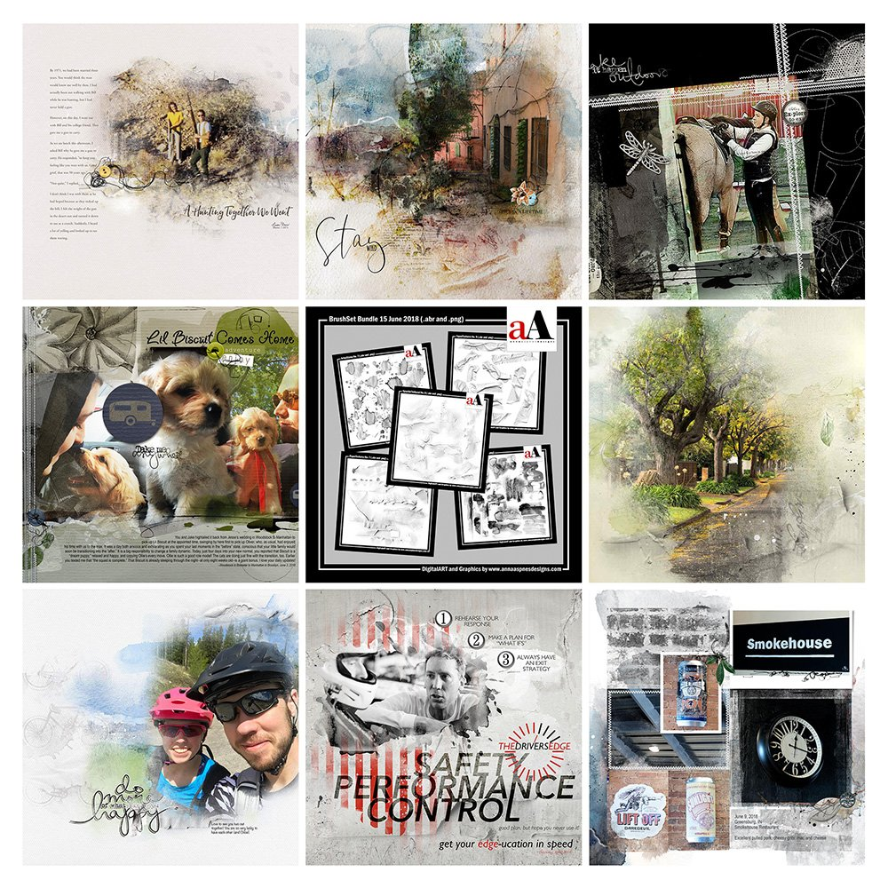 Digital Designs Inspiration 06-18