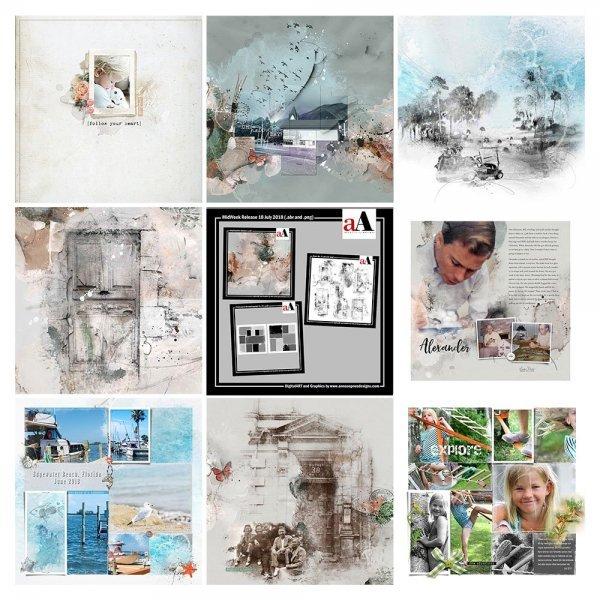 Digital Designs Inspiration 07-23