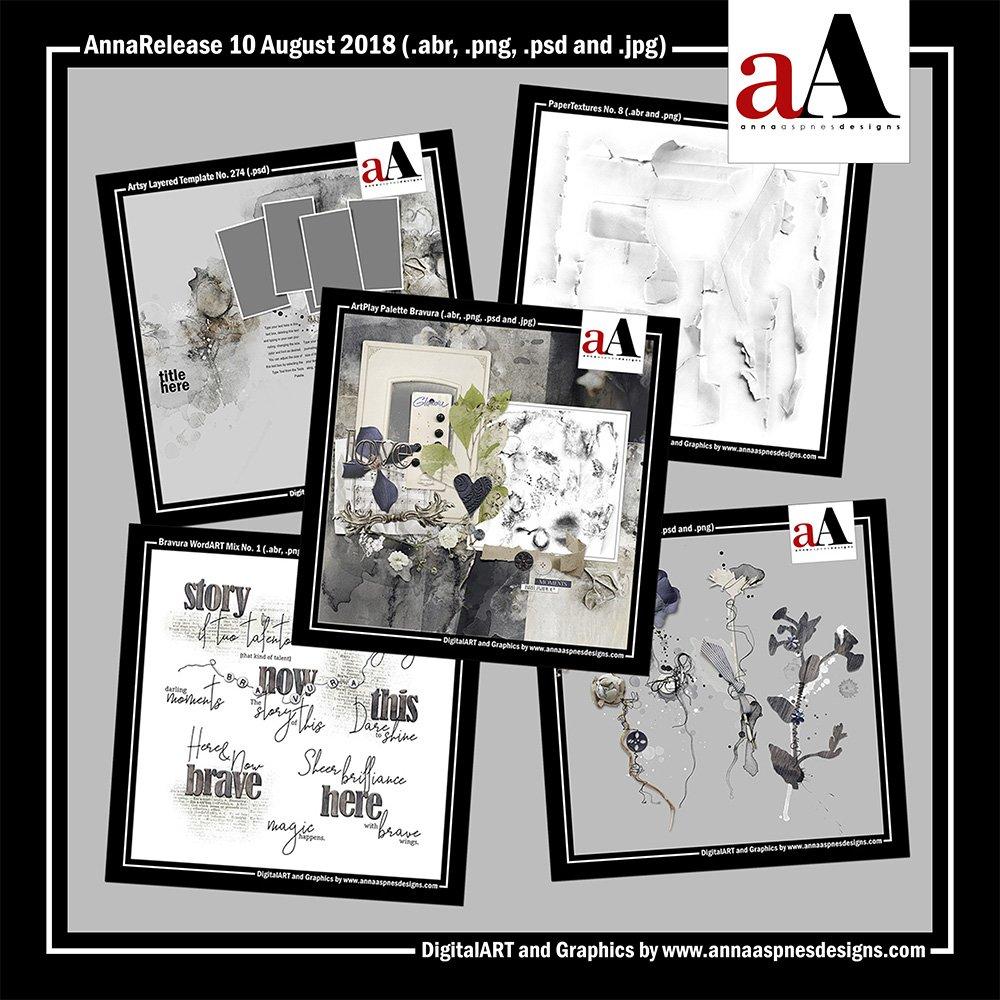 aA DigitalART Store Updates 08-10