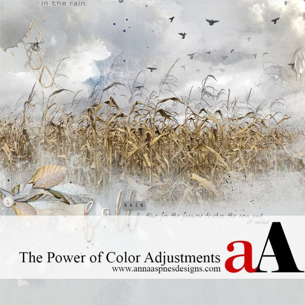 The Power of Color Adjustments