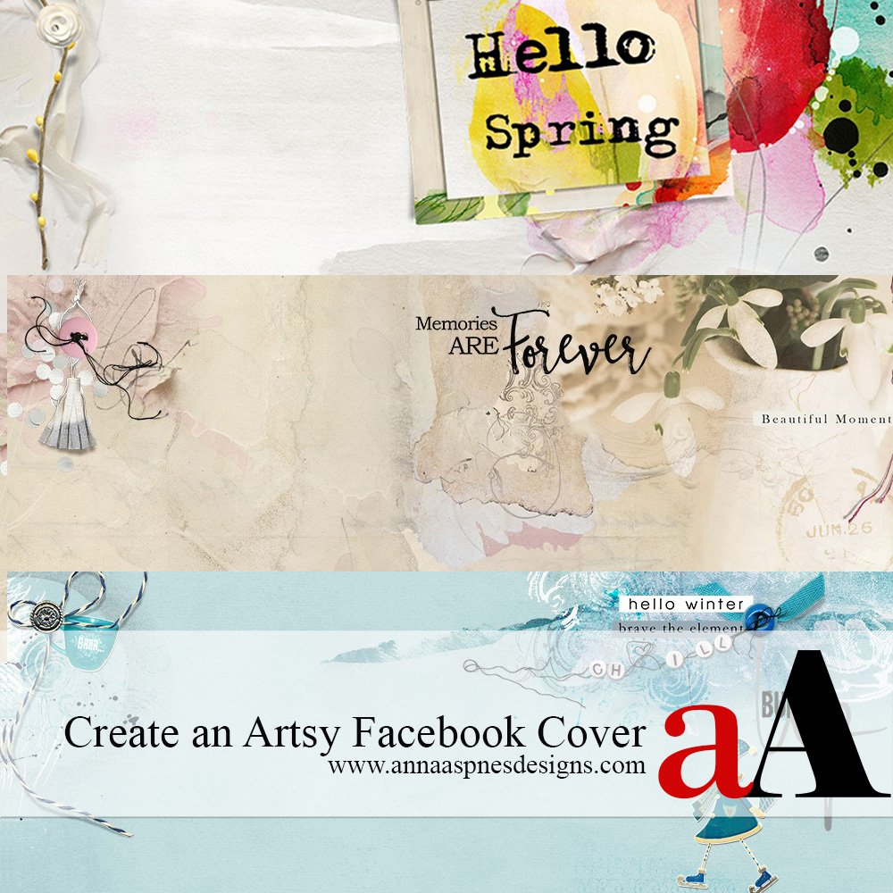 Create an Artsy Facebook Cover