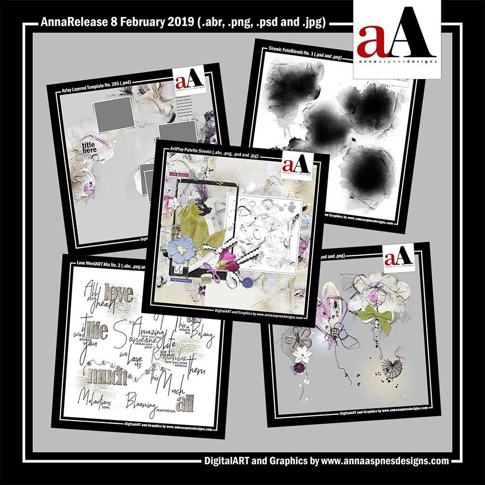 aA DigitalART Store Updates 02-08