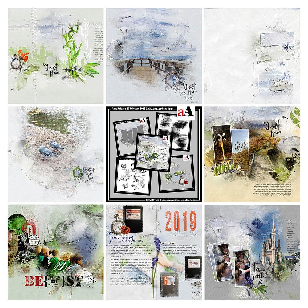 Digital Designs Inspiration Milieu
