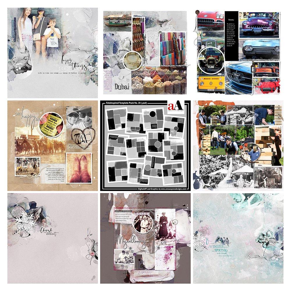 Digital Designs Inspiration 02-04