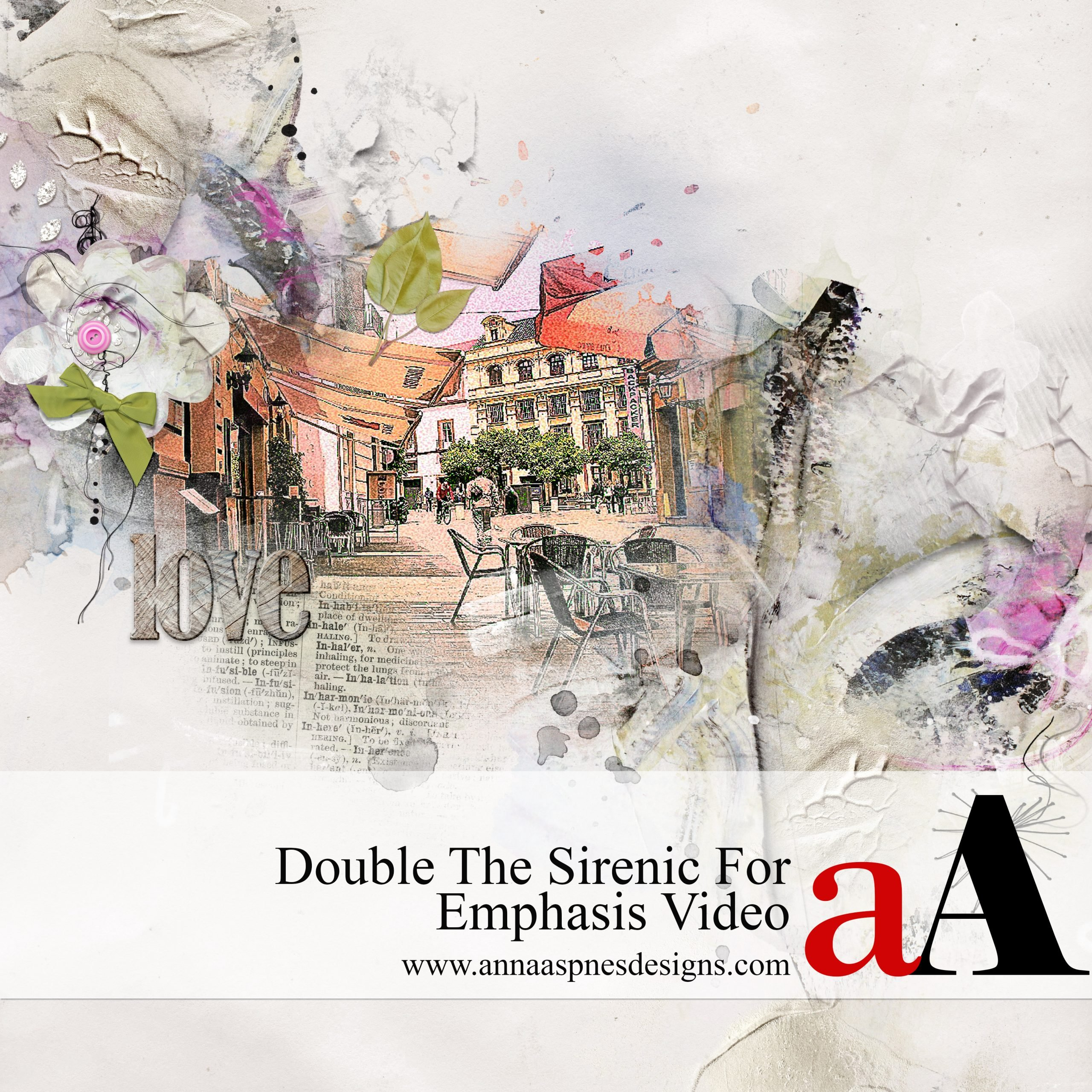 Double the Sirenic for Emphasis Video