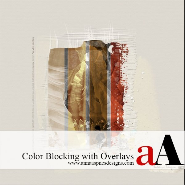 Color Blocking with Overlays