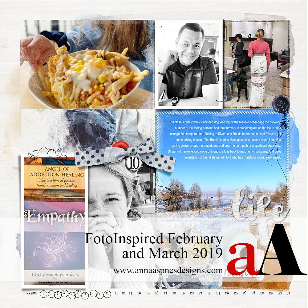 FotoInspired February and March 2019