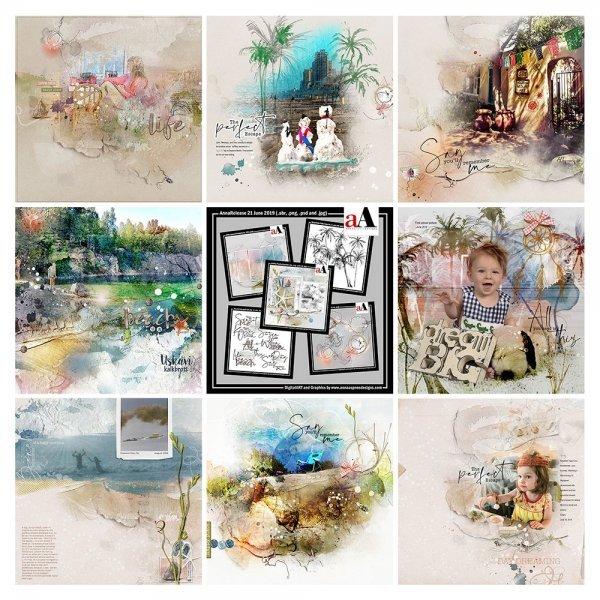 Digital Designs Inspiration 06-25
