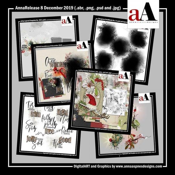 aA DigitalART Store Updates 12-09