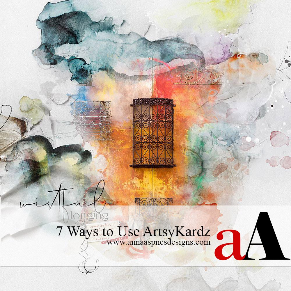 7 Ways to Use ArtsyKardz