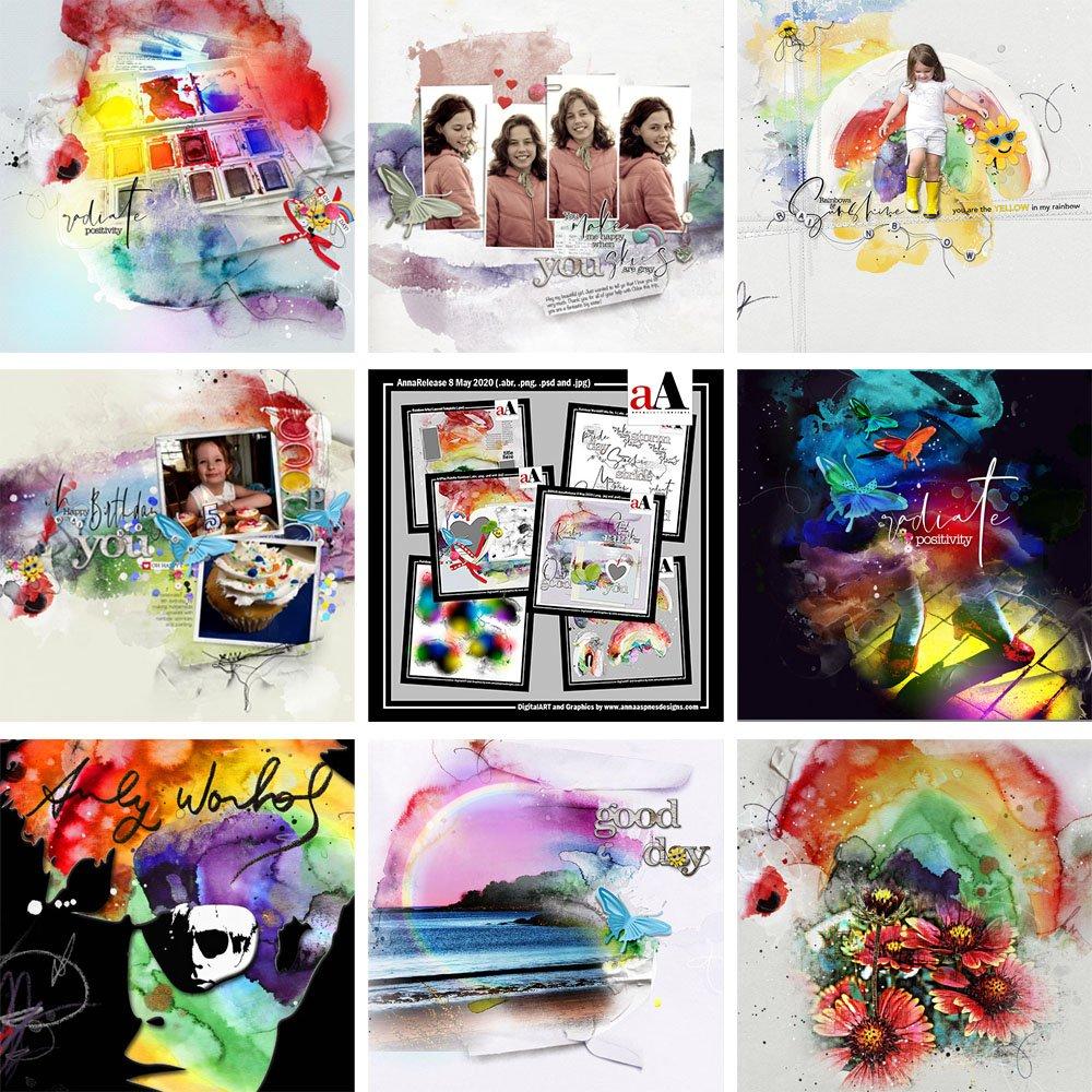 ArtPlay Rainbow Inspiration