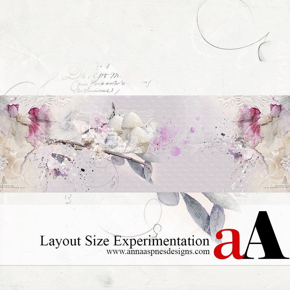 Layout Size Experimentation