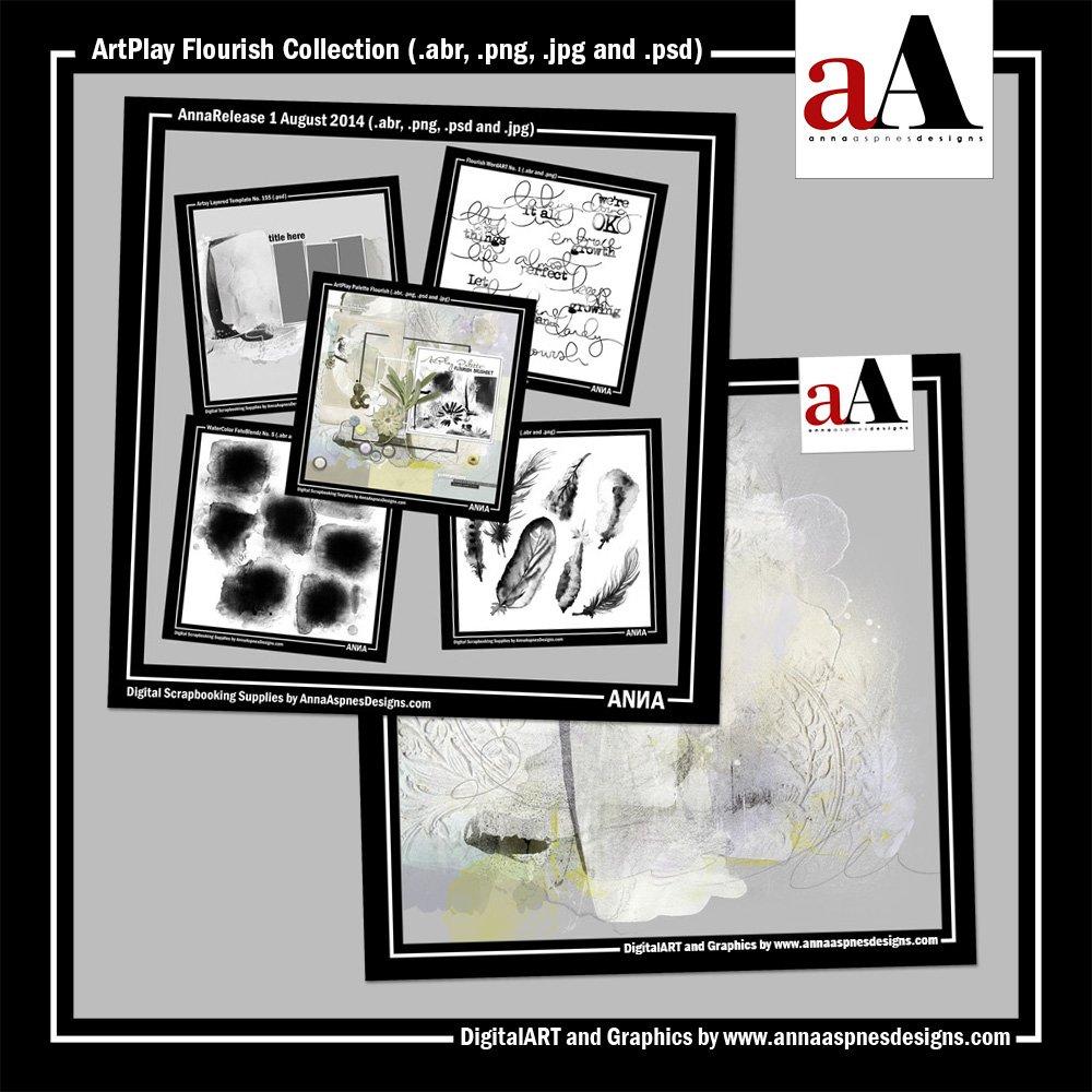 aA DigitalART Store Updates 07-31