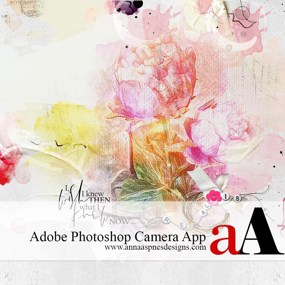 Adobe Photoshop Camera App