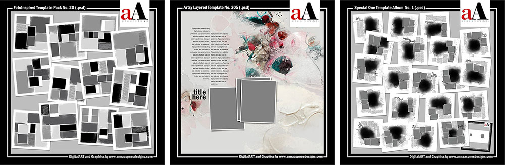 A Beginner's Guide to Digital Scrapbooking Templates and Albums