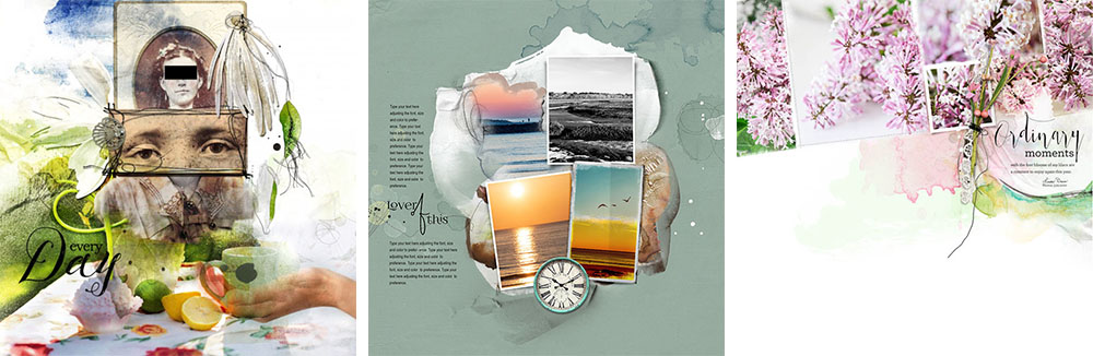 A Beginner's Guide to Digital Scrapbooking Layouts