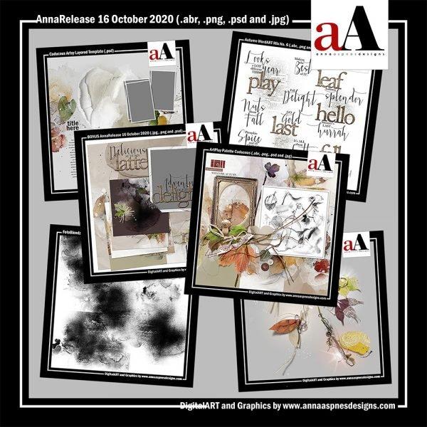 aA DigitalART Store Updates 10-16
