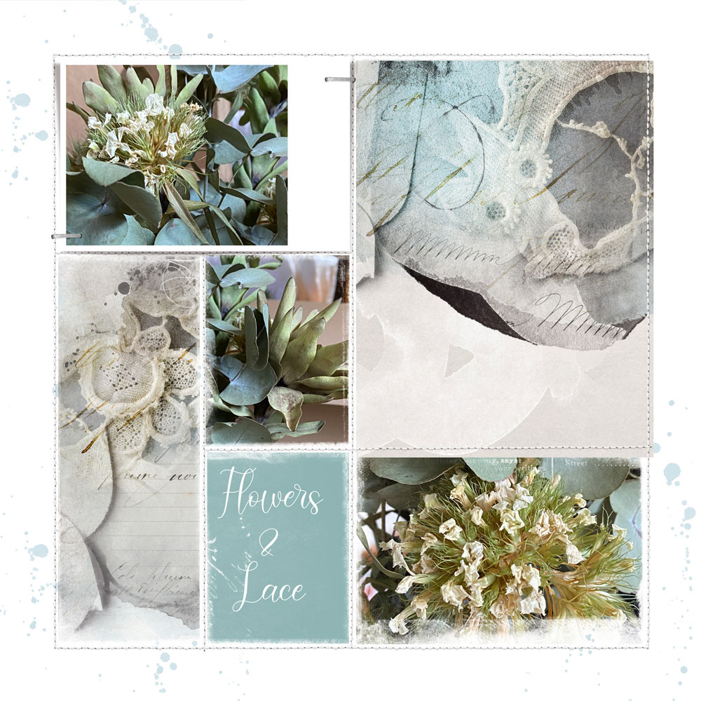 15 Ways to Use Stitched Template Albums