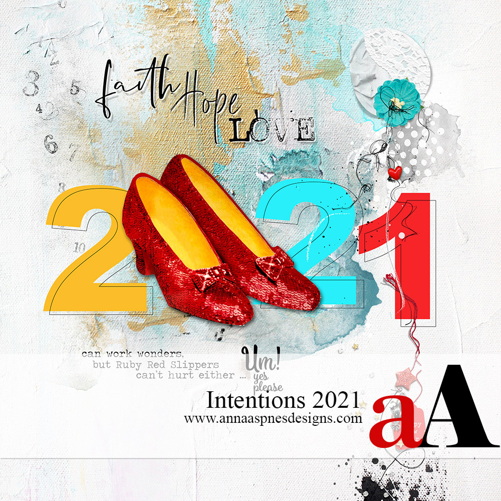 Intentions 2021